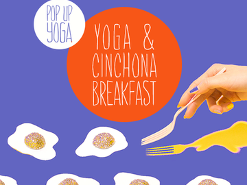 Workshop Angebot (Termine): YOGA & CINCHONA BREAKFAST