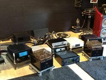 Vente: Vente Suspendue. Audio-Valve à tubes très haut de gamme.
