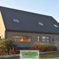 .: Hedendaagse open bebouwing in houtskeletbouw I door Ecohuis