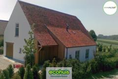 .: Landelijke open bebouwing in houtskeletbouw I door Ecohuis