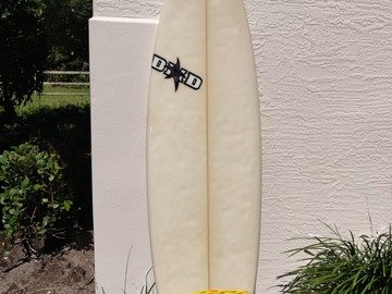 For Rent: DHD Monsta (Bobby Martinez Model) Shortboard 6ft