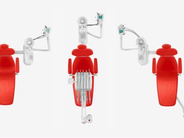 Nieuwe apparatuur: Anthos dental units bij Henry Schein