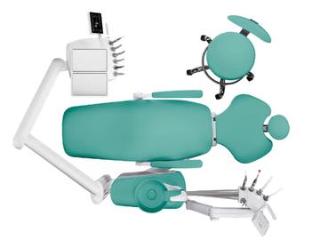Nieuwe apparatuur: Diplomat dental units bij Rodeq