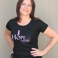 Selling with online payment: Hope Everyday T-Shirt or Bag