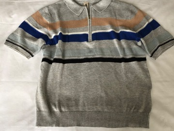 Selling: Cotton Knit Polo Shirt