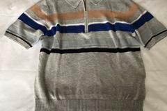 Selling: Cotton Knit Polo Shirt