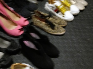 Buy Now: Lot of shoes size 7 to 8