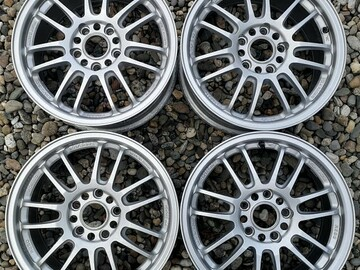 "Selling: Rays Volk RE30 - 16""x7 5x114.3 +48"