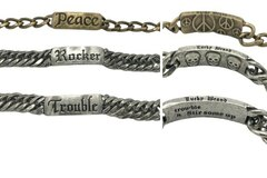 Buy Now: 12 Lucky Brand Men's Bracelets Retail $62.00 each