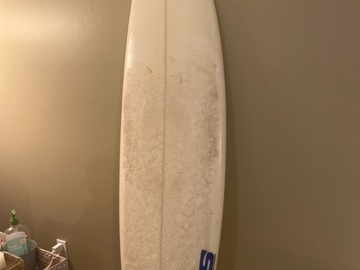 "For Rent: 6""6' Short board"