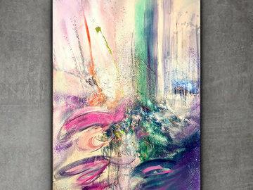 Sell Artworks: UNDERWATER-BREATHING THROUGH