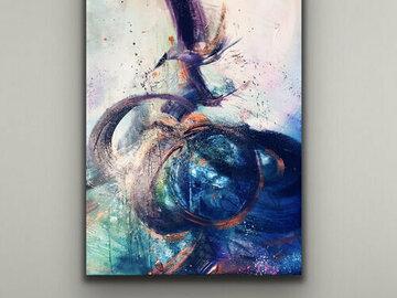 Sell Artworks: UNDERWATER DANCER I