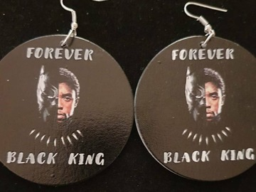 For Sale: Wakanda Earrings