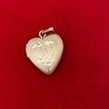 Buy Now: 6 pcs-- Genuine 14kt GOLD FILLED Heart Locket--$8.00 each