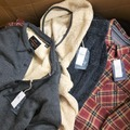 Buy Now: LOT of 40 Nordstrom Cold weather Jackets and Polar Shirts