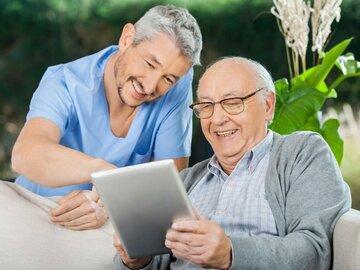 CAREGIVER: Caregiver service in Toronto - Basic Plan