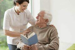 CAREGIVER: Caregiver service in Toronto - Live in