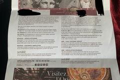 Vente: Bon cadeau Opéra de Paris (80€)