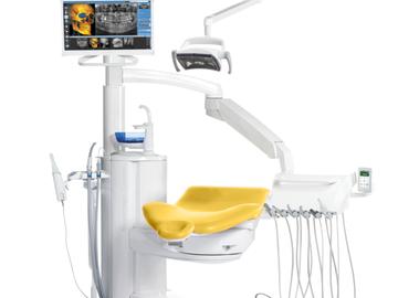 Nieuwe apparatuur:  Planmeca dental units bij Dentalair