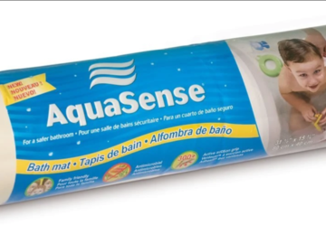 SALE: Aquasense Bath Mat 15.75″X31.5″
