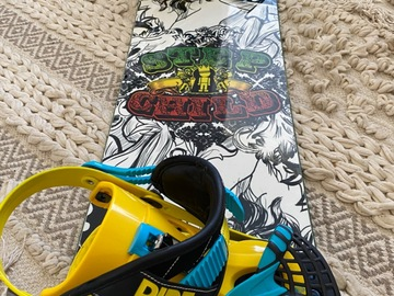 Daily Rate: Step Child Park board