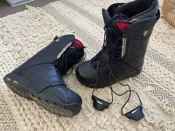 Daily Rate: NITRO Darkseid boots