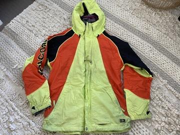 Daily Rate: Volvo's Gigi Ruff men's jacket
