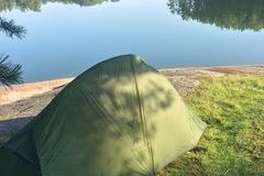 Vuokrataan (päivä): Naturehike cloud up 1-2 hlö:n teltta