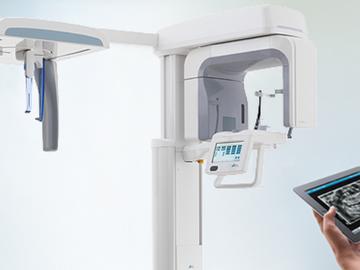 Nieuwe apparatuur: Durr Dental rontgen apparatuur bij All Dent