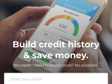 Anuncio: Help your credit by self lending!