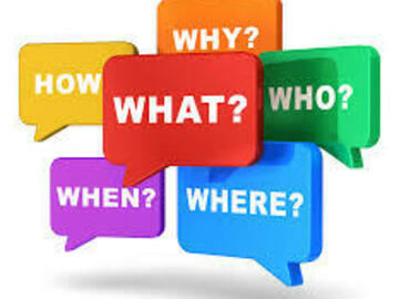 Selling: 5 questions on any area of your life