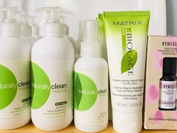 Buy Now: Essie naturally clean, Biolage Body hand cream