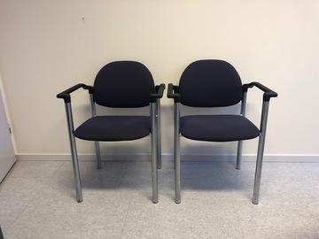Sell: 5 solide wachtkamer stoelen