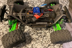 Selling: Traxxas MAXX 4s with Upgrades