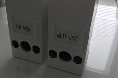 Ilmoitus: Viinitonkat (2kpl)