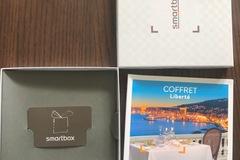 Vente: Carte cadeau SmartBox - Coffret Liberté (500€)