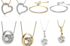 Buy Now: 24 Assorted pieces our best sellers Swarovski Elements Jewelry
