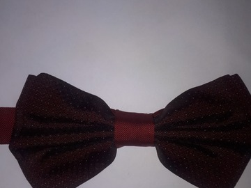 Online payment: Made in Italy bowtie