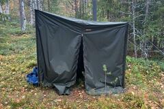 Vuokrataan (päivä): Savotta Hikimaja telttasauna