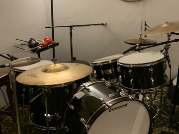 Selling with online payment: Ludwig 18x20 1970's Floor Tom