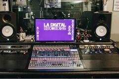 Rent Podcast Studio: LA Digital Recording
