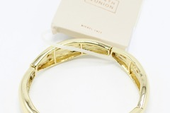 Buy Now: Dozen New 14th & Union Gold Stretch Bracelets from Nordstrom Rack