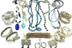 Buy Now: 12 Pieces All Chico's Jewelry retails $20.00 to $49.50 each
