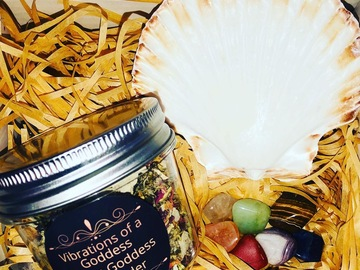For Sale: Goddess Cleanse & Protect Ritual Set
