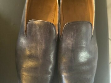 Online payment: Caulaincourt loafers Size 9