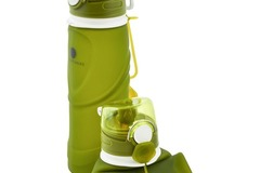 Buy Now: CALIBREWARE – 26 Oz. Collapsible Leakproof Silicone WaterBottle G