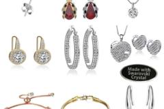 Buy Now: 25 Pcs Swarovski Elements Crystal Jewelry