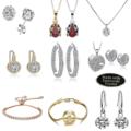 Buy Now: 12 Pcs Swarovski Elements Crystal Jewelry