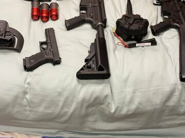 Selling: Airsoft Lot