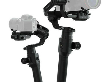 Renting out with online payment: DJI Ronin-S + Follow focus